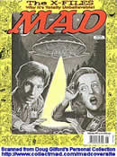 Front cover of Mad Magazine Issue 358.