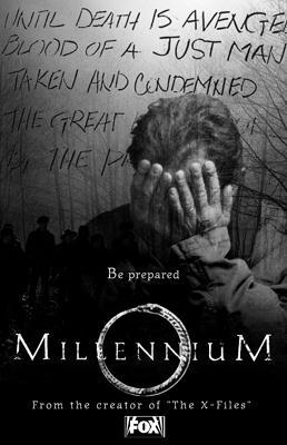 Millennium print ad image for Gehenna.