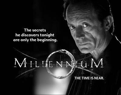Millennium print ad image for Monster.