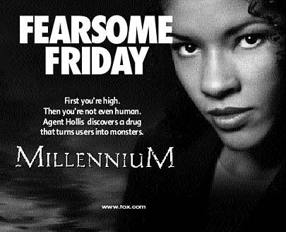 Millennium print ad image for Human Essence.