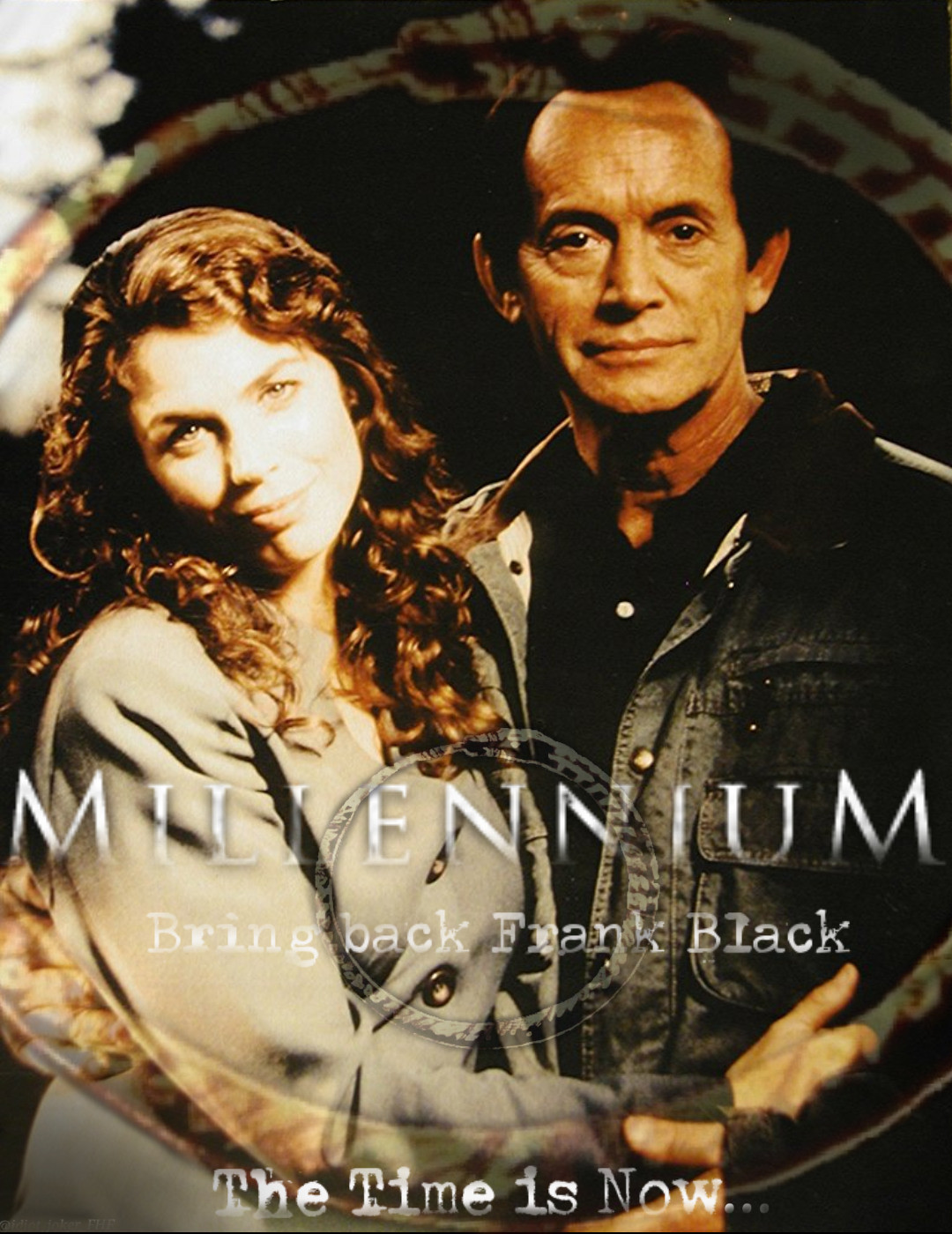 Millennium frank and Katherine Black