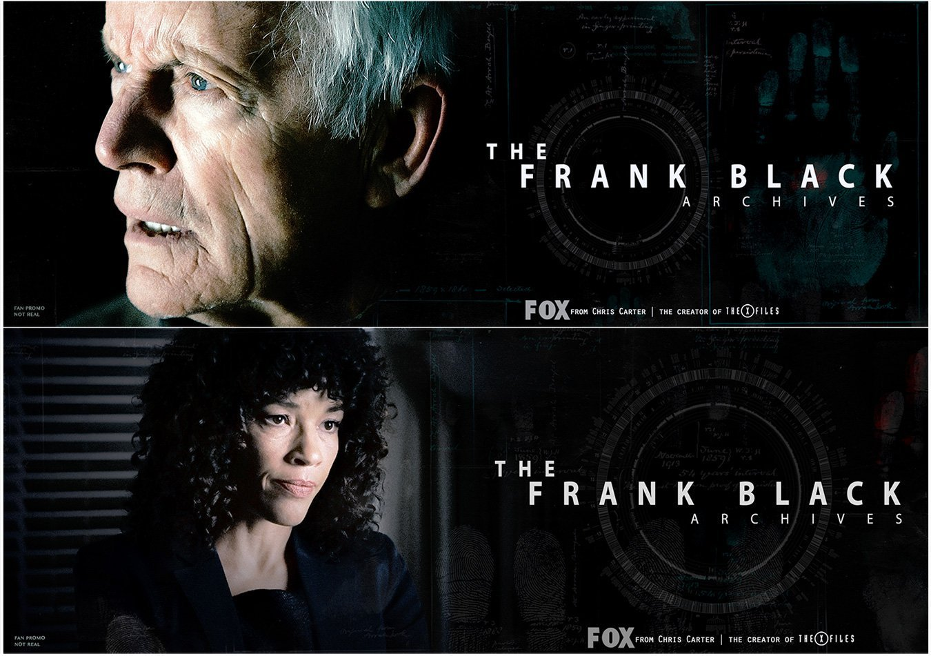 """The Frank Black files"" +1"