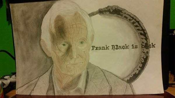 Bring back Frank Black drawing