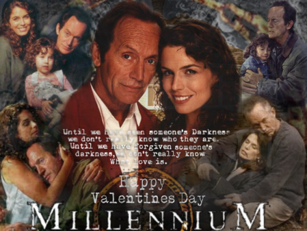 valentine's day millennium  Wallpaper