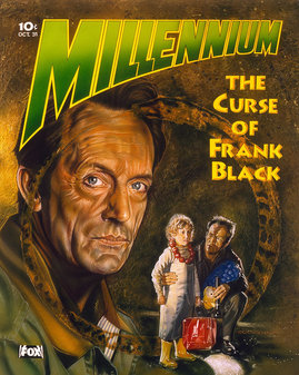 millennium curse of frank black