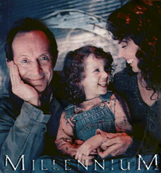 Millennium family photo!